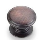 3980DBAC Knob. Dark bronze antique copper