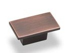 81021DBAC Mirada Cast Cabinet Knob  Brushed Oil Rubbed Bronze