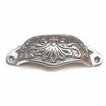 LCI 142 Hand made cast iron cup pull traditional style