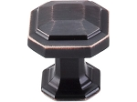 TK286TB Cabinet knob in tuscan bronze finish