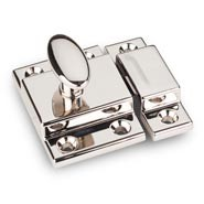 "CL101PN 1.75""  Classic cabinet latch Polish nickel finish"