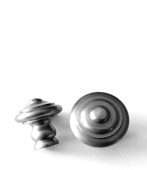 LCI 6012M French style cast iron cabinet knob